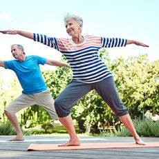 Crucial role of structured physical exercise in improving the health of Seniors